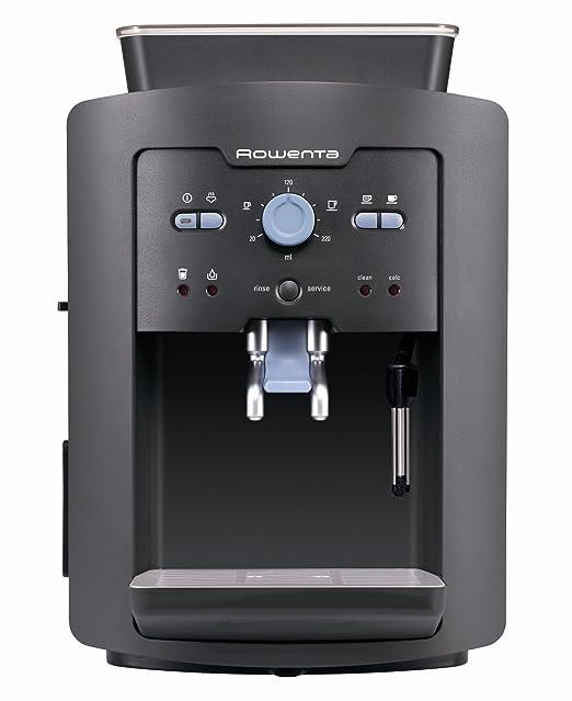 Rowenta ES 6825 - Cafetera automática con función de cappuccino ...