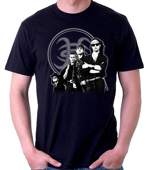 35mm Camiseta Niño - Heroes del Silencio - Senderos De Traición - T-Shirt: Amazon.es: Ropa y accesorios