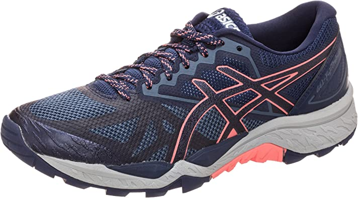 ASICS Gel-Fujitrabuco 6, Zapatillas de Running para Mujer: Amazon.es: Zapatos y complementos