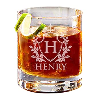 My Personal Memories Store Custom Personalized Whiskey Glass
