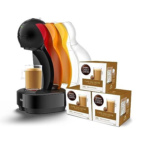 DeLonghi Dolce Gusto Colors EDG355.B1 - Cafetera de cápsulas, 15 bares