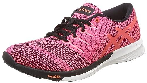 ASICS Women's Fuzex Knit Running Shoes