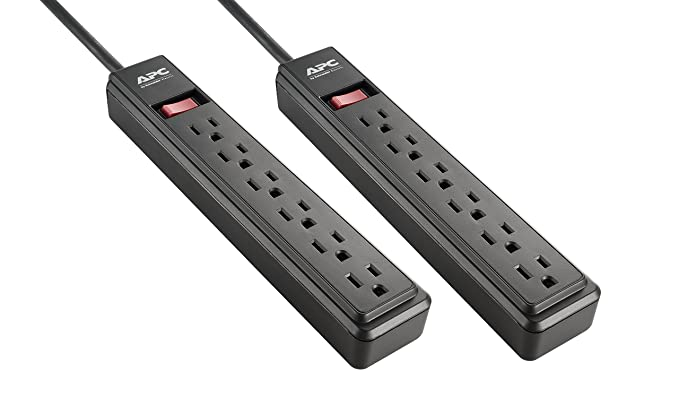 Review APC 6-Outlet Power Strip,