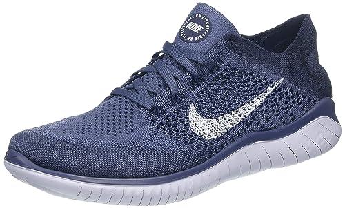 Nike Free RN Flyknit 2018, Zapatillas de Running para Hombre: Amazon.es: Zapatos y complementos