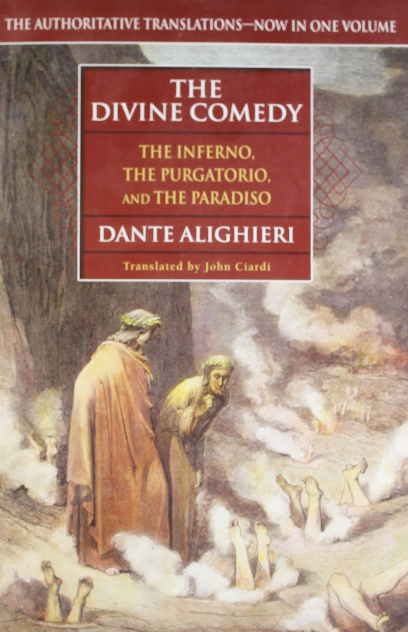 Image result for divine comedy book