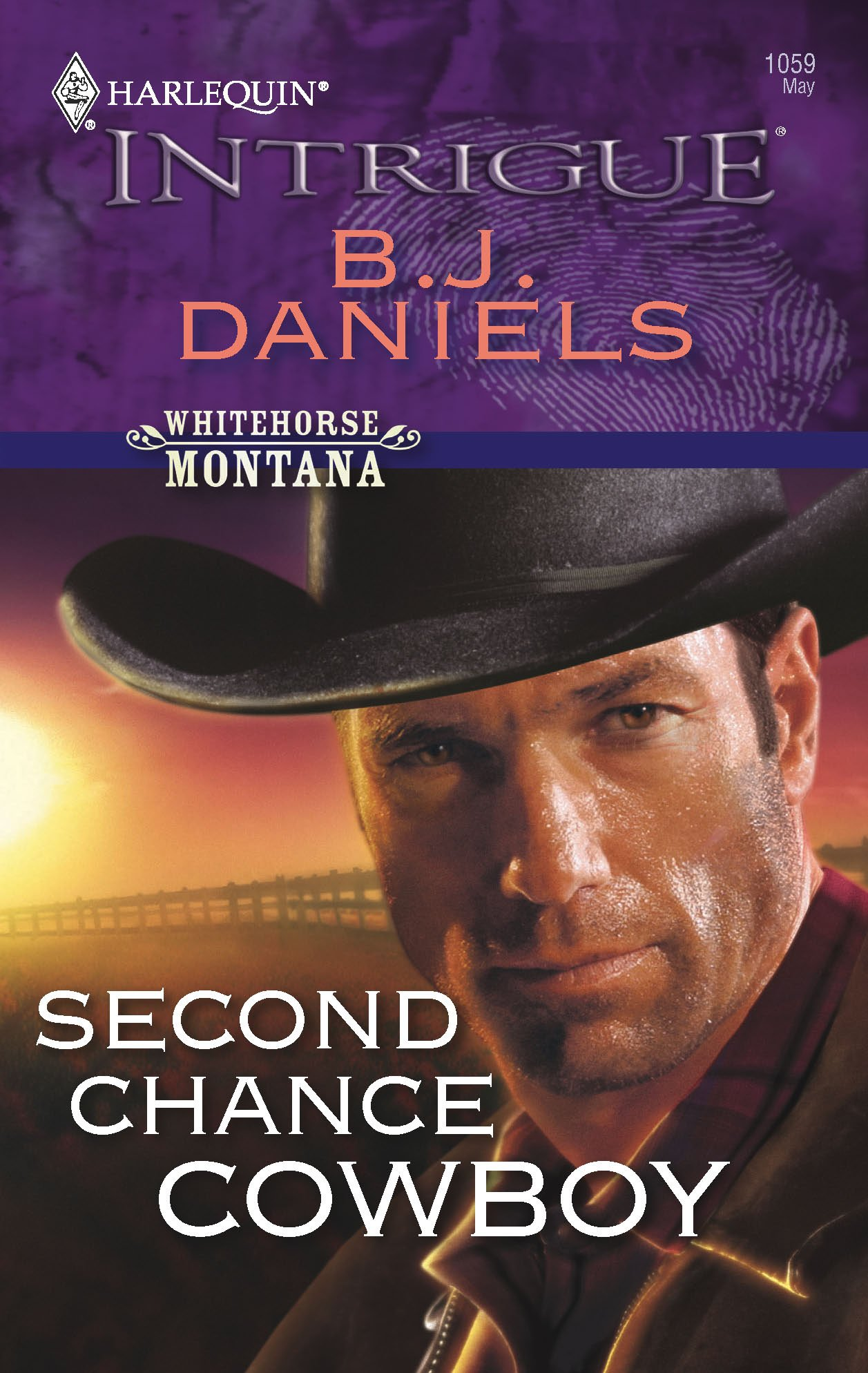 Second Chance Cowboy by Harlequin Intrigue