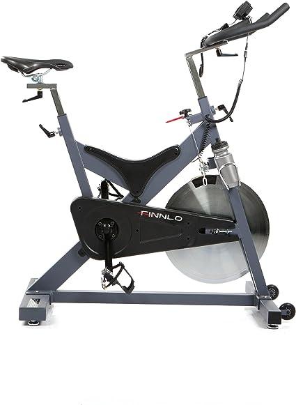 Hammer - Finnlo Speedbike CRS Bicicleta estática gris: Amazon.es: Deportes y aire libre