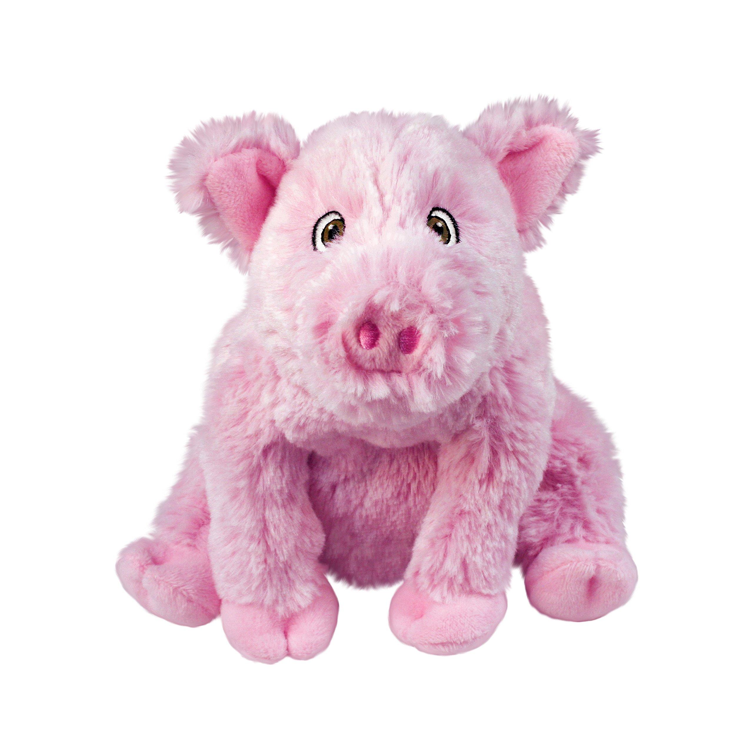 KONG Comfort Kiddos Pig Dog Toy, Large by KONG