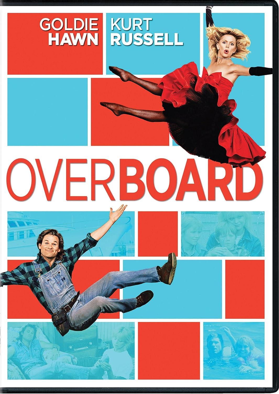 Overboard (Bilingual): Amazon.ca: Goldie Hawn: DVD