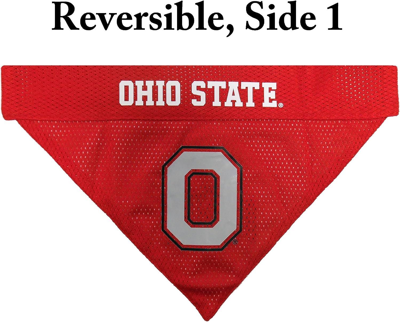 OSU Logo Cooling Bandana Pronto Petwear NCAA Ohio State
