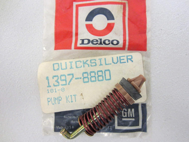 Mercury / Quicksilver Accelerator Pump Kit-Roch 2Bbl Mercury & Mercruiser