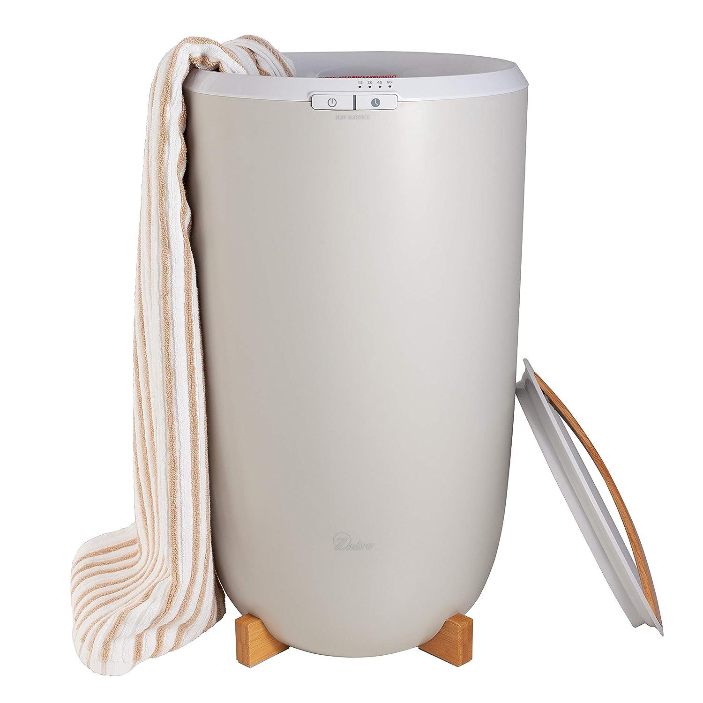 White Zadro Ultra Large Towel Warmer