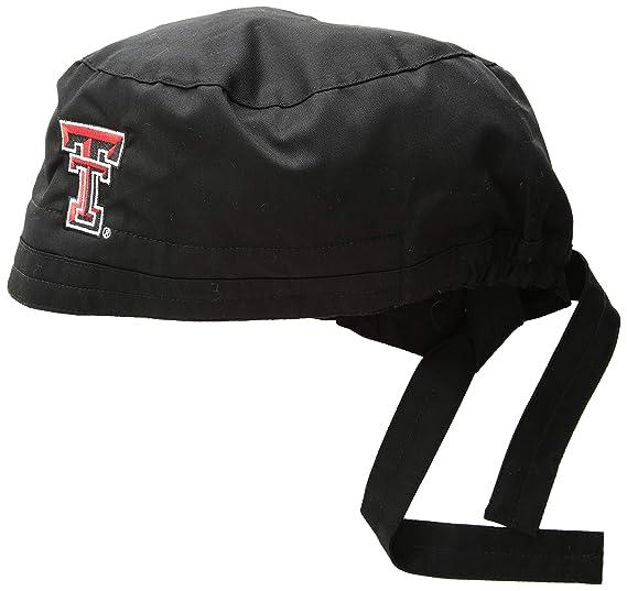 bd6bd9c4 WonderWink Women's Texas Tech University Scrub Cap