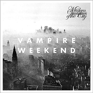 Amazon | Modern Vampires of the City [輸入盤CD] (XLCD556) | Vampire Weekend,  ヴァンパイア・ウィークエンド | 輸入盤 | 音楽