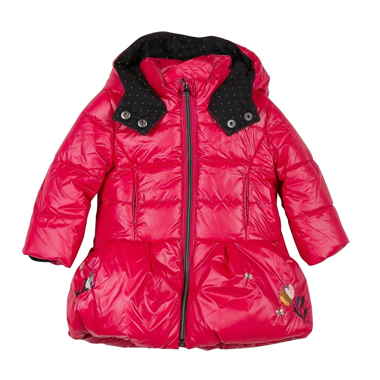 Catimini Parka Enduite, Abrigo para Bebés Rosa (Framboise 85) CK44071