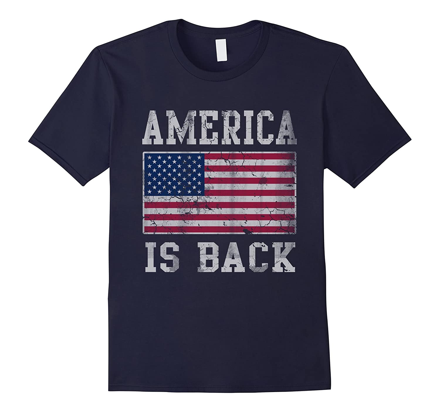 America Is Back Shirt-PL