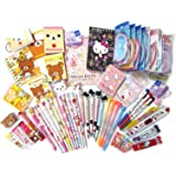 10 of Assorted School Supply Stationary Set (10 Items Will Be Randomly Selected From the Image Shown) by San-X