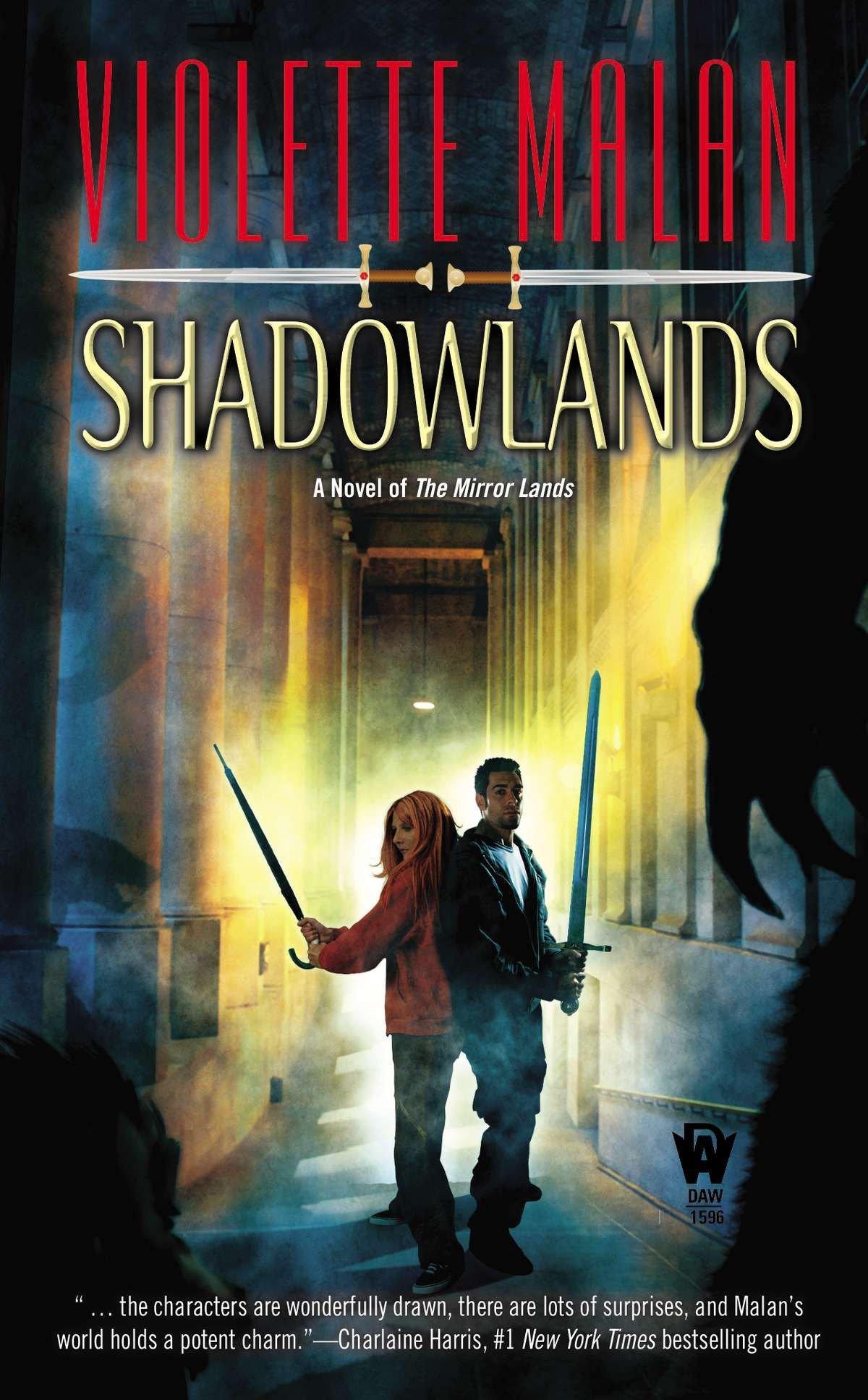 Shadowlands (Mirror Prince Series) pdf