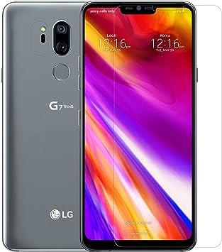 SHIEID Samsung Galaxy J7 Duo Protector de Pantalla de Vidrio ...