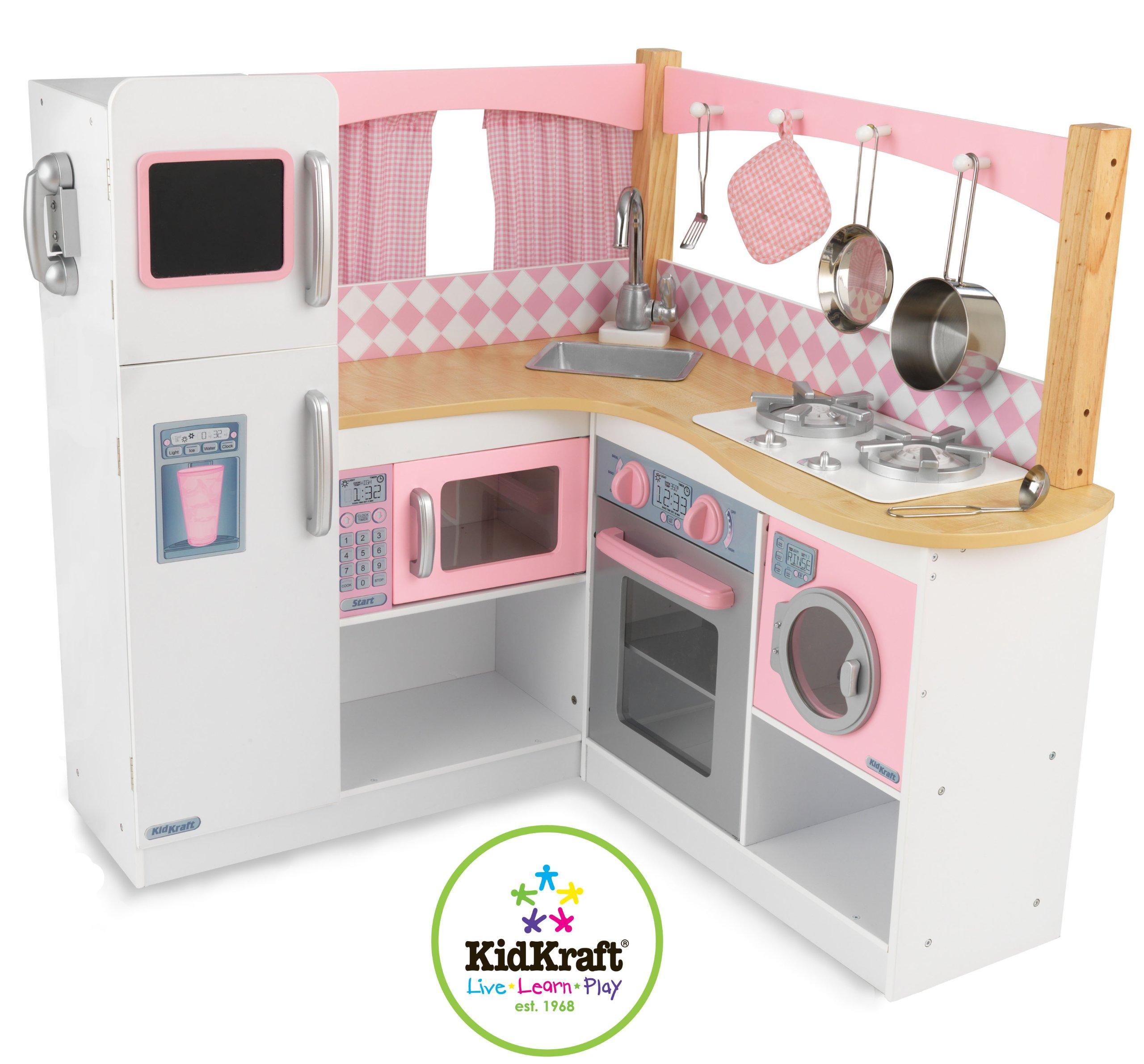KidKraft Grand Gourmet Corner Kitchen by KidKraft (Image #2)
