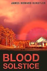 Blood Solstice Kindle Edition