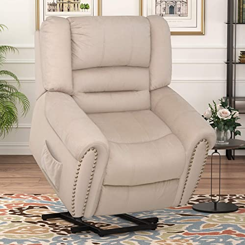 Harper Bright Designs Lift Chair Heavy-Duty Power Lift Recliner Chair