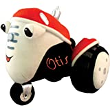 MerryMakers Otis the Tractor Plush Toy, 7-Inch