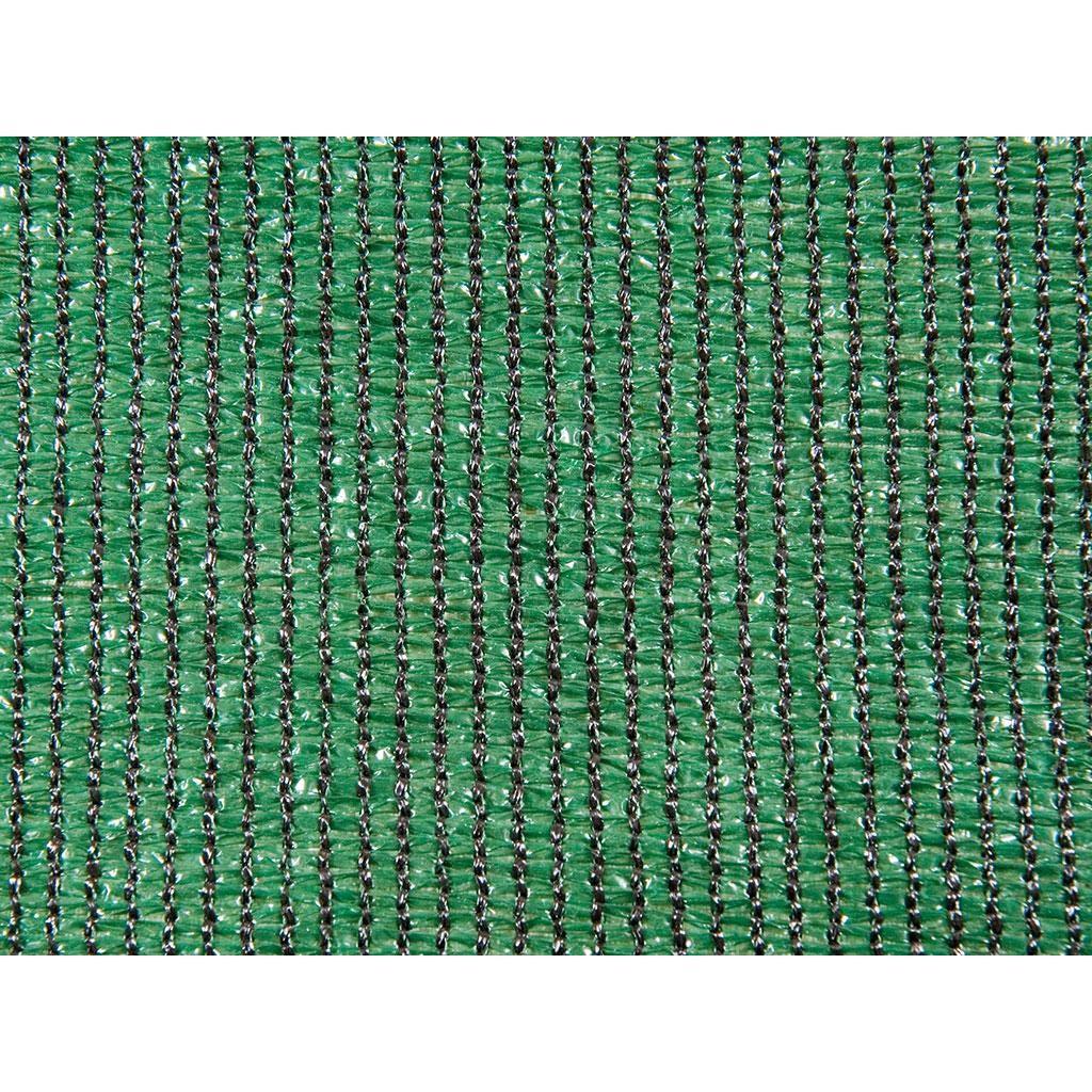 Faura Malla de ocultaci/ón Verde 1x10 m