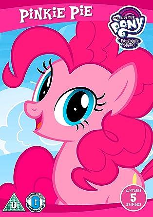 My Little Pony Pinky Pie Party Dvd Amazoncouk Dvd Blu Ray