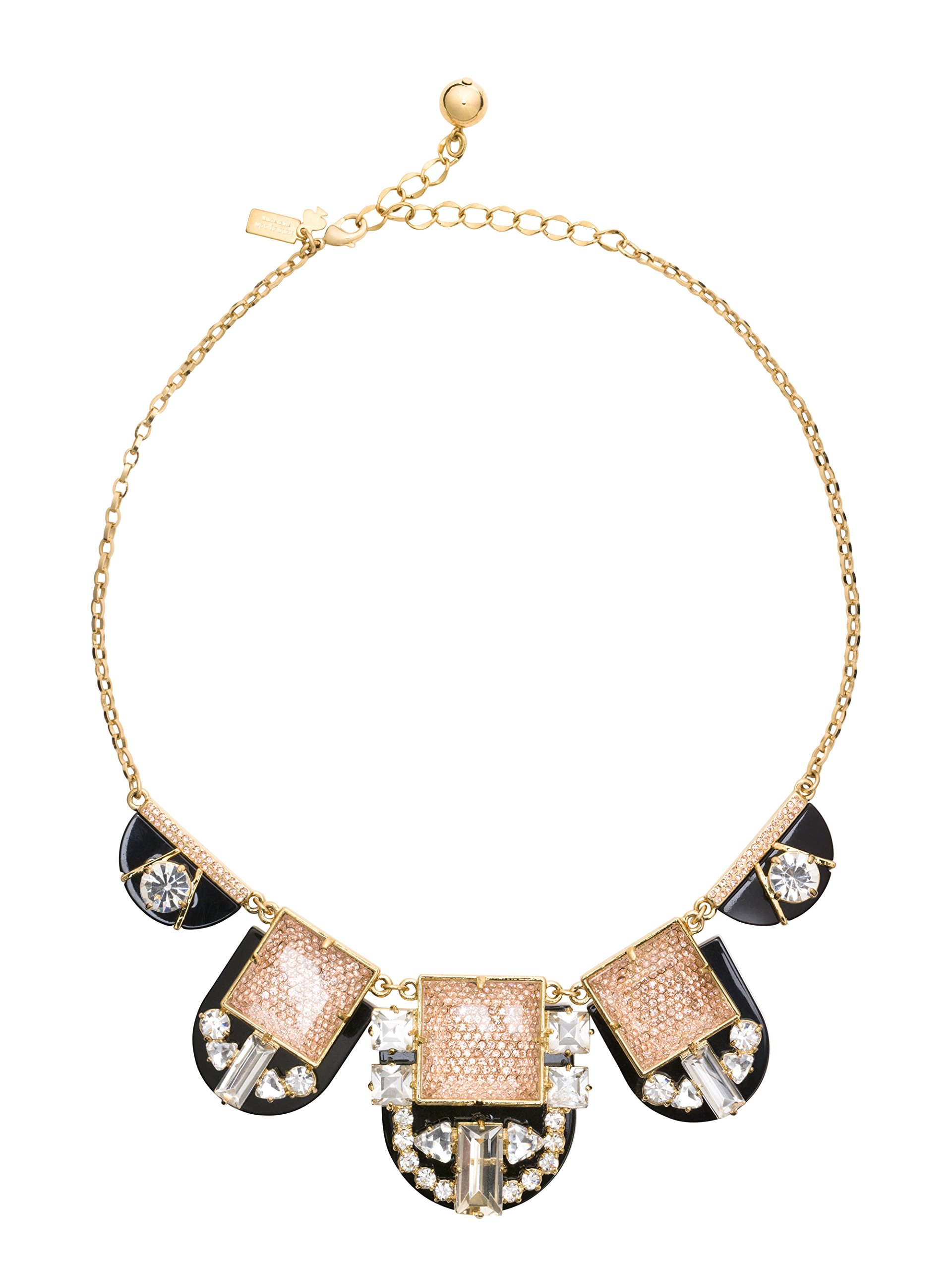 Kate Spade New York 'Imperial Tile' Collar Necklace, Multi