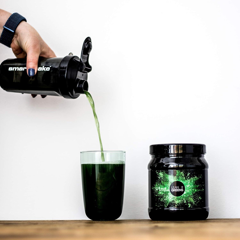Polvo Lean Greens 500 gramos - Suplemento de verduras con ...