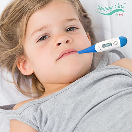 Baby oral thermometer