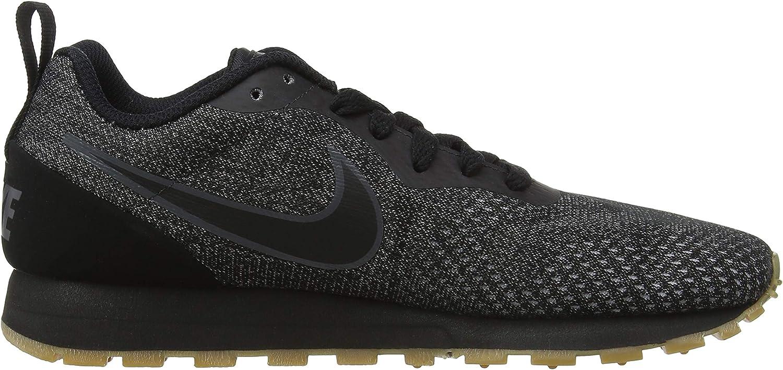 Nike Women's Low-Top Sneakers Multicolour (Black/Black/Dark Grey 005)