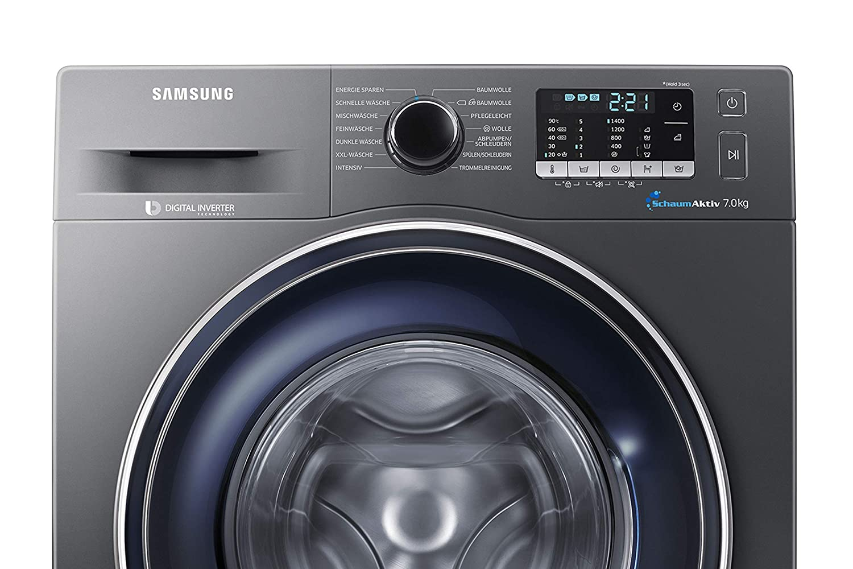 Samsung WW70J5435FX Independiente Carga frontal 7kg 1400RPM A+++ ...