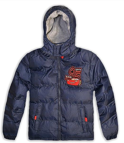 Disney Cars Lightning McQueen Kids Winter Padded Jacket