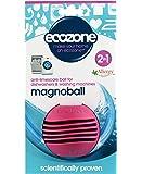 Ecozone Limited - Sfera anticalcare Magnoball per lavatrici e lavastoviglie, durata dell'azione magnetica fino a 10 anni