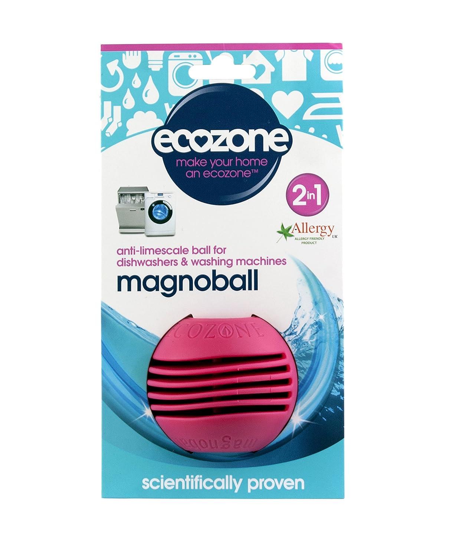 Ecozone Limited - Sfera anticalcare Magnoball per lavatrici e lavastoviglie, durata dell'azione magnetica fino a 10 anni durata dell' azione magnetica fino a 10 anni M807