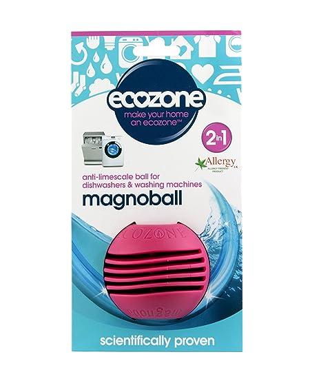 4afebce8d01 Ecozone Magnoball - Anti-Limescale Ball for Washing Machine   Dishwasher  Lasts up to 5 years  Amazon.co.uk  Kitchen   Home