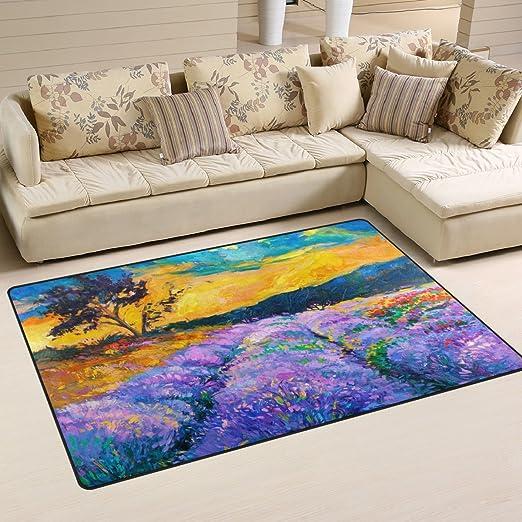 bennigiry rurales escena jardín de flores, pintura al óleo ...