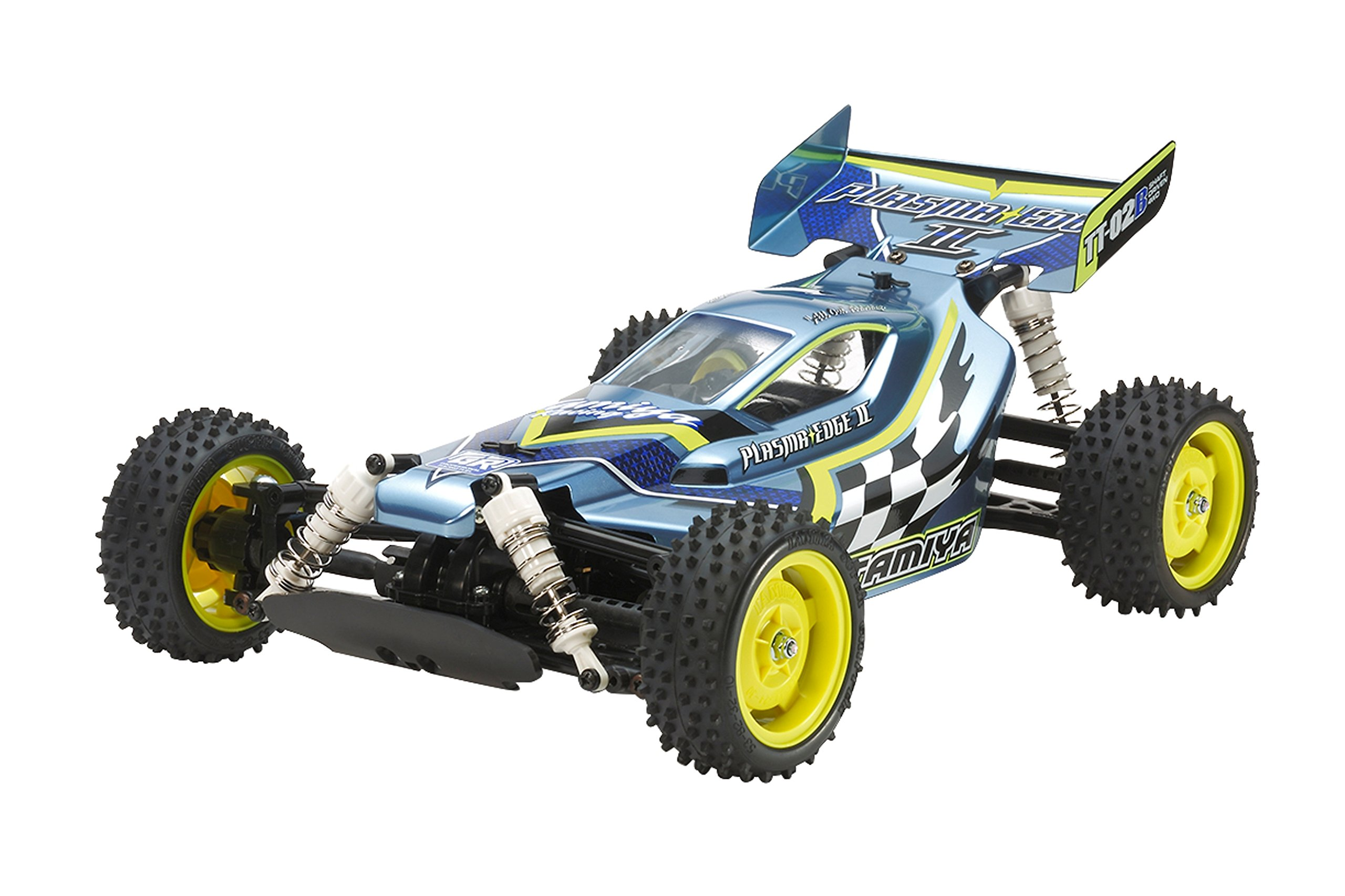 1/10 Plasma Edge II Off-Road Buggy, TT-02B 4WD Kit