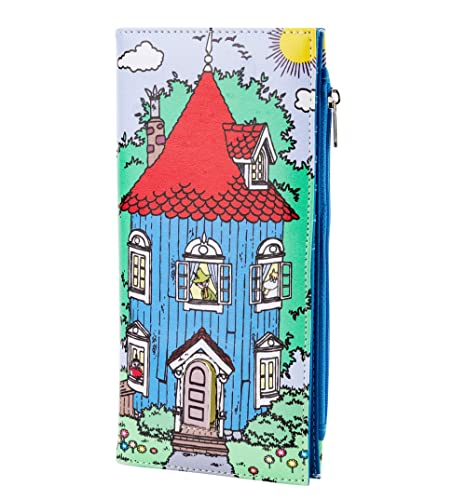 Moomin House Wallet from House of Disaster: Amazon.es: Equipaje