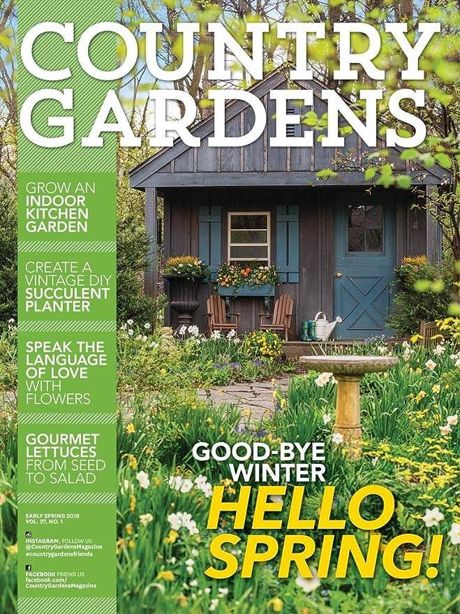 Country Gardens: Amazon.com: Magazines