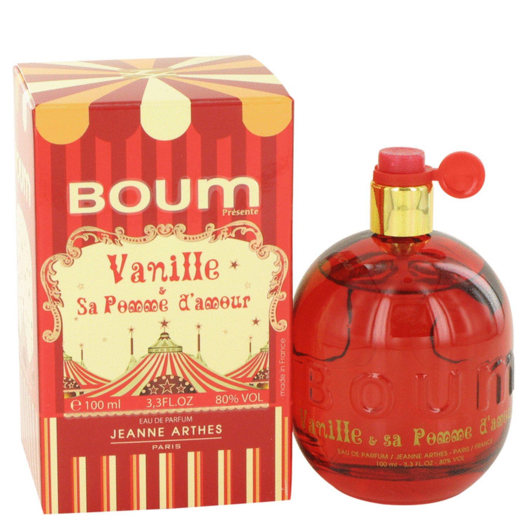 Jeanne Arthes - Boum Vanille Pomme Damour Eau De Parfum Spray - 3.4 oz