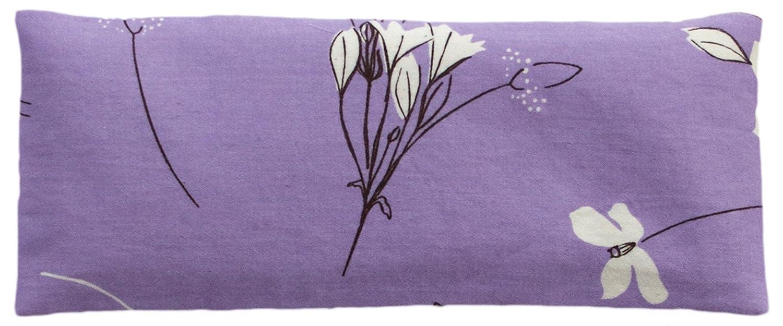 Organic Eye Pillow-Restorative 100% Organic eye pillow. Amber-Vanilla scent. Refill Drops Included. Scentsual Eye Pillows