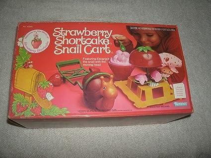 Vintage Strawberry Shortcake Accessories