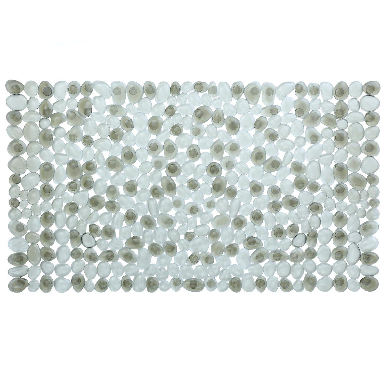 Slip-X Solutions Alfombrilla de baño de gravillas Azul Venturi COMINHKR044733