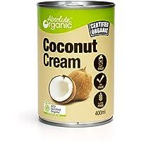 Absolute Organic Coconut Cream, 400g