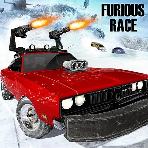 Snow Racing - Furious Death Car Snow Racing: Armored Cars Battle