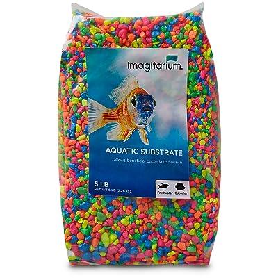 Imagitarium Neon Confetti Mix Aquarium Gravel