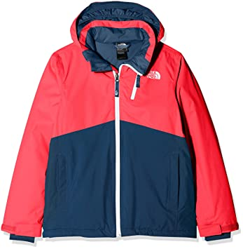 5f0871a0e THE NORTH FACE Kinder Snowquest Plus Jacke  Amazon.de  Sport   Freizeit